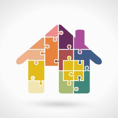 Prototypen für Net Zero Häuser