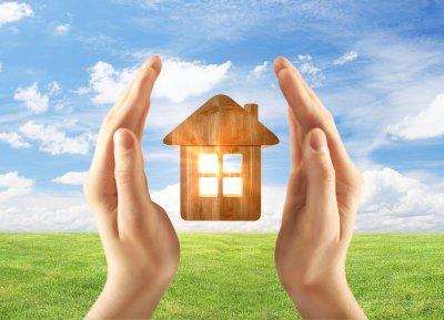 Energieautarkes Haus erzeugt den gesamten Energiebedarf selbst
