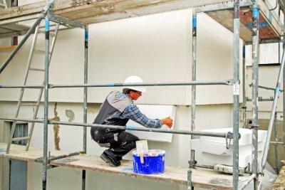 Rolle des Bauträgers während des Hausbaus