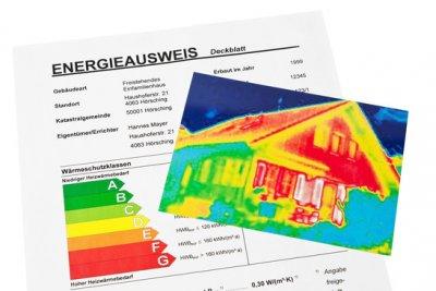 Schlechte Energiebilanz bei Nachkriegsimmobilien