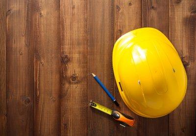 Bestimmungen für den Anbau einer Terrasse